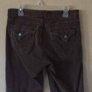 Kut from the Kloth bootcut cords